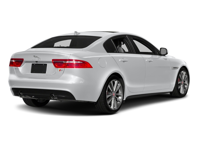 Yulong White 2018 Jaguar XE Pictures XE S AWD photos rear view