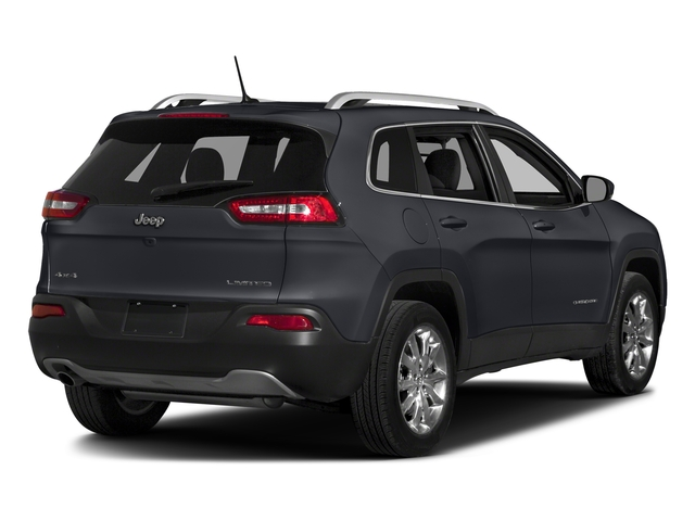 Rhino Clearcoat 2018 Jeep Cherokee Pictures Cherokee Limited FWD photos rear view