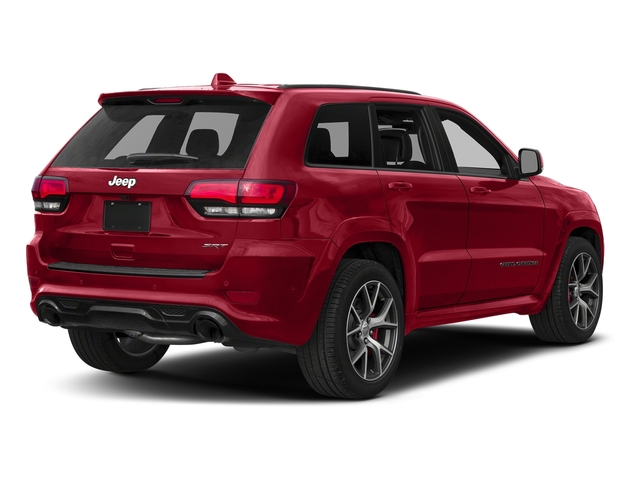 Redline 2 Coat Pearl 2018 Jeep Grand Cherokee Pictures Grand Cherokee Utility 4D SRT-8 4WD photos rear view