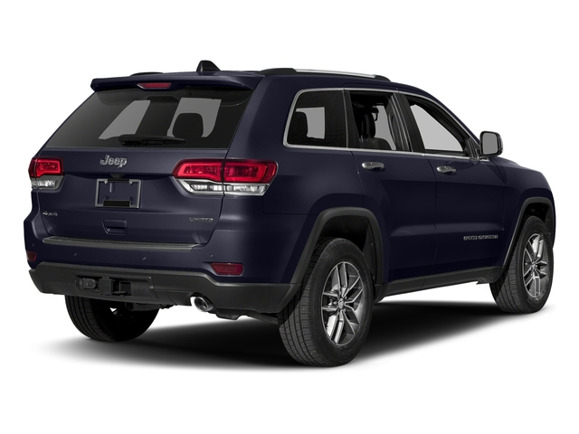 Sangria Metallic Clearcoat 2018 Jeep Grand Cherokee Pictures Grand Cherokee Sterling Edition 4x4 *Ltd Avail* photos rear view