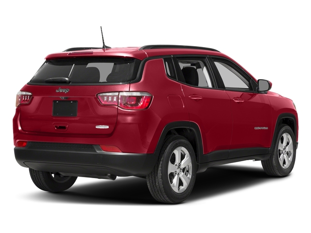 Redline Pearlcoat 2018 Jeep Compass Pictures Compass Sport FWD photos rear view