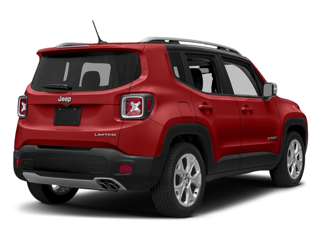Colorado Red 2018 Jeep Renegade Pictures Renegade Limited FWD photos rear view