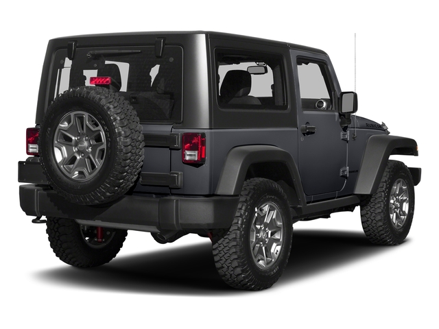 Rhino Clearcoat 2018 Jeep Wrangler JK Pictures Wrangler JK Utility 2D Rubicon Recon 4WD V6 photos rear view