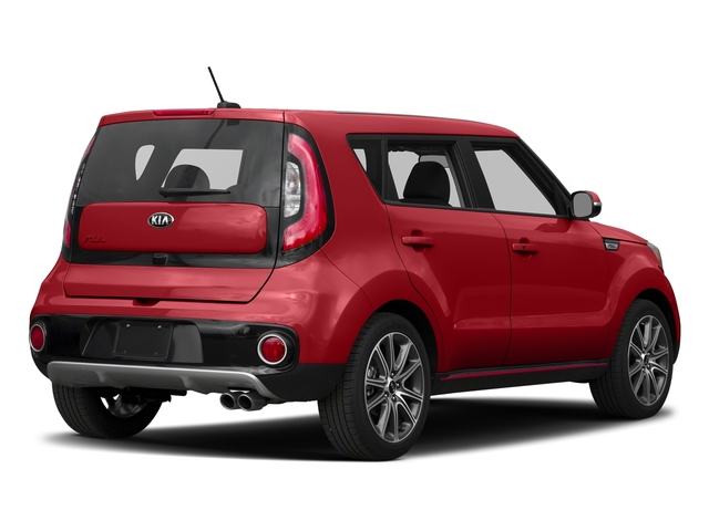 Inferno Red 2018 Kia Soul Pictures Soul ! Auto photos rear view