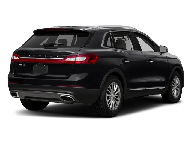 Black Velvet 2018 Lincoln MKX Pictures MKX Utility 4D Premiere 2WD V6 photos rear view
