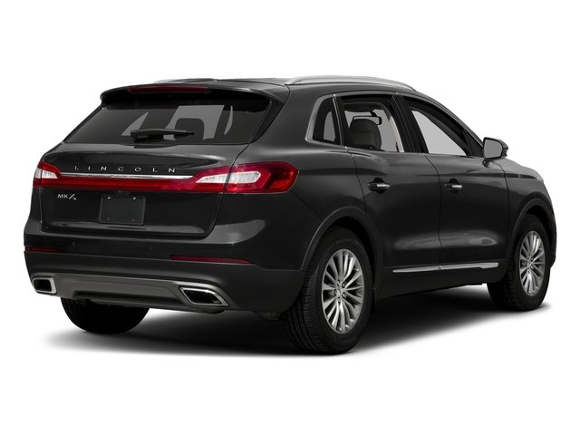Magnetic Gray Metallic 2018 Lincoln MKX Pictures MKX Utility 4D Premiere 2WD V6 photos rear view