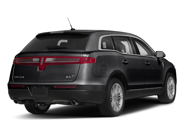 Black Velvet 2018 Lincoln MKT Pictures MKT Wagon 4D Town Car AWD V6 photos rear view