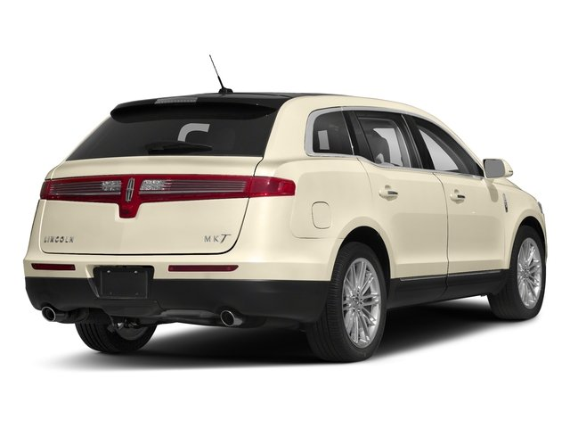 Ivory Pearl Metallic Tri-Coat 2018 Lincoln MKT Pictures MKT Wagon 4D Town Car AWD V6 photos rear view