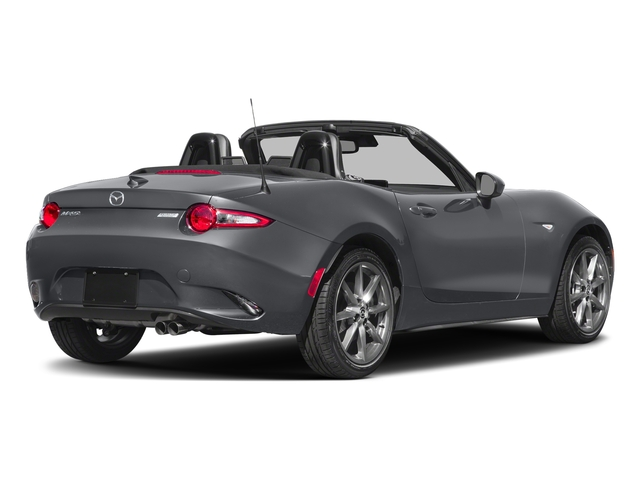 Machine Gray 2018 Mazda MX-5 Miata Pictures MX-5 Miata Club Auto photos rear view