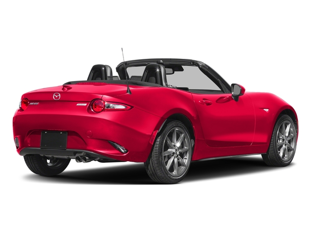 Soul Red Crystal 2018 Mazda MX-5 Miata Pictures MX-5 Miata Grand Touring Manual photos rear view