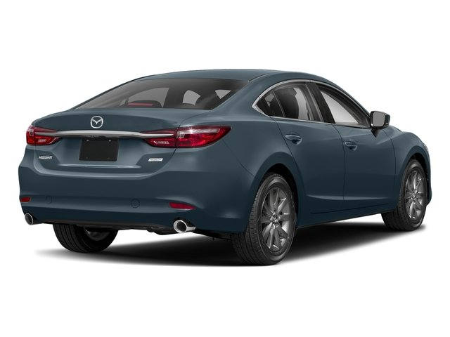 Blue Reflex Mica 2018 Mazda Mazda6 Pictures Mazda6 Sedan 4D Sport I4 photos rear view