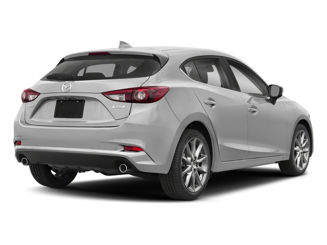 Snowflake White Pearl Mica 2018 Mazda Mazda3 5-Door Pictures Mazda3 5-Door Grand Touring Auto photos rear view