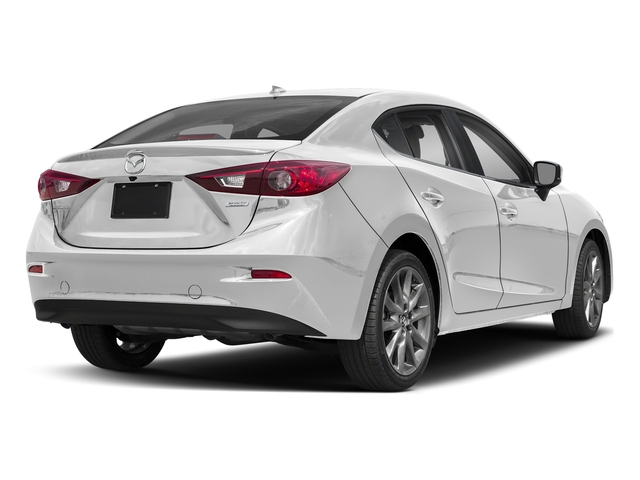 Snowflake White Pearl Mica 2018 Mazda Mazda3 4-Door Pictures Mazda3 4-Door Touring Manual photos rear view