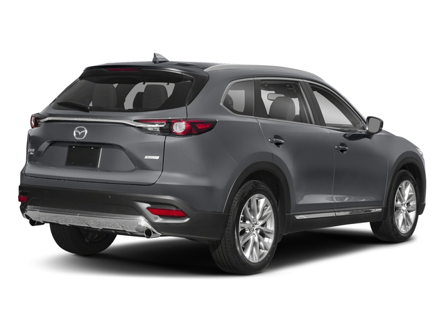 Machine Gray Metallic 2018 Mazda CX-9 Pictures CX-9 Utility 4D GT 2WD I4 photos rear view