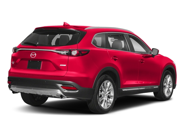 Soul Red Crystal Metallic 2018 Mazda CX-9 Pictures CX-9 Utility 4D GT 2WD I4 photos rear view