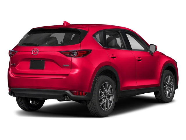 Soul Red Crystal Metallic 2018 Mazda CX-5 Pictures CX-5 Utility 4D GT AWD I4 photos rear view