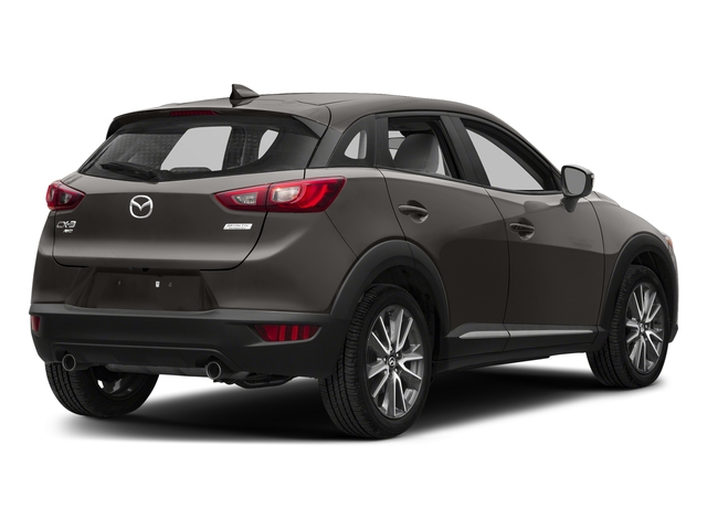 Titanium Flash Mica 2018 Mazda CX-3 Pictures CX-3 Utility 4D GT AWD I4 photos rear view