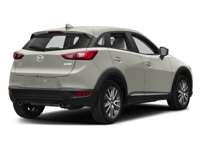 Ceramic Metallic 2018 Mazda CX-3 Pictures CX-3 Utility 4D GT AWD I4 photos rear view