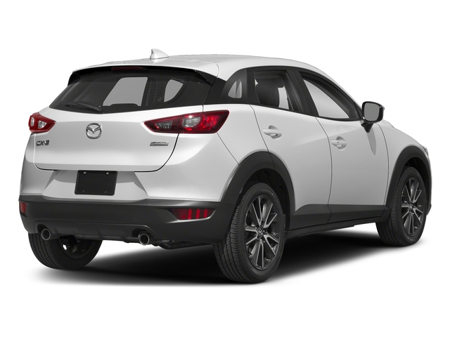 Snowflake White Pearl Mica 2018 Mazda CX-3 Pictures CX-3 Touring FWD photos rear view
