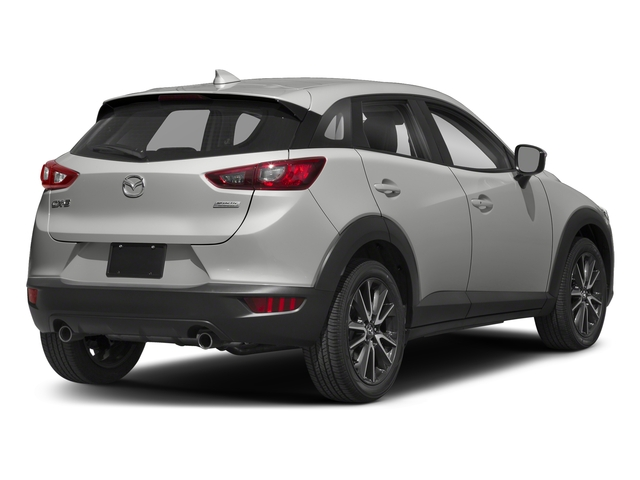 Ceramic Metallic 2018 Mazda CX-3 Pictures CX-3 Touring FWD photos rear view