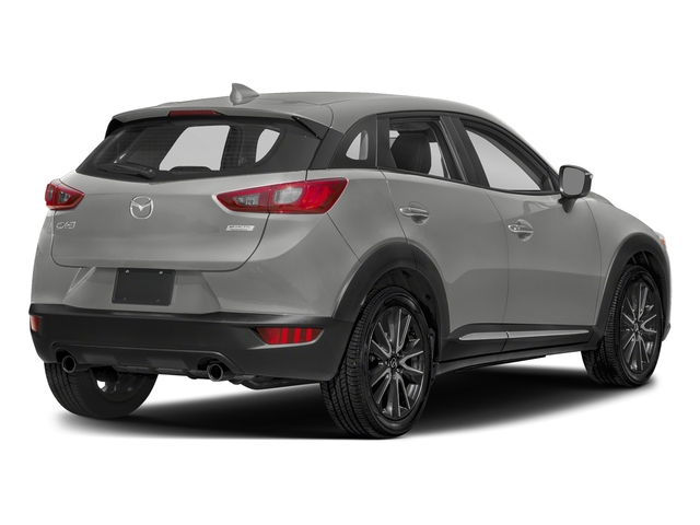 Ceramic Metallic 2018 Mazda CX-3 Pictures CX-3 Grand Touring FWD photos rear view