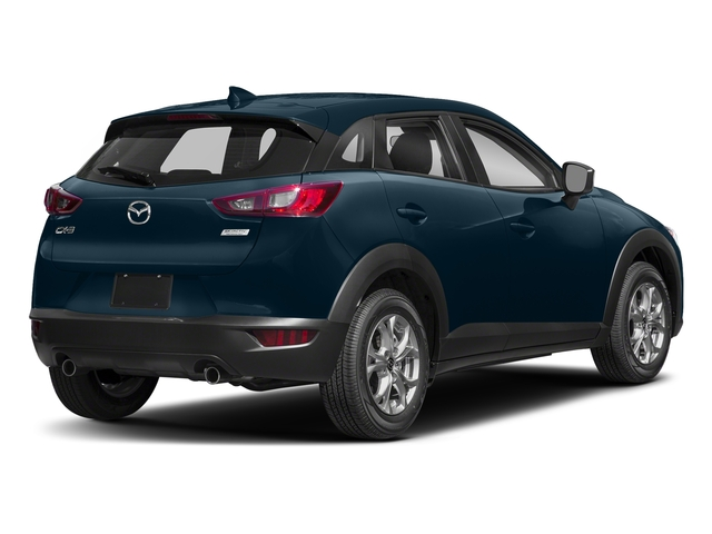 Deep Crystal Blue Mica 2018 Mazda CX-3 Pictures CX-3 Utility 4D Sport 2WD I4 photos rear view