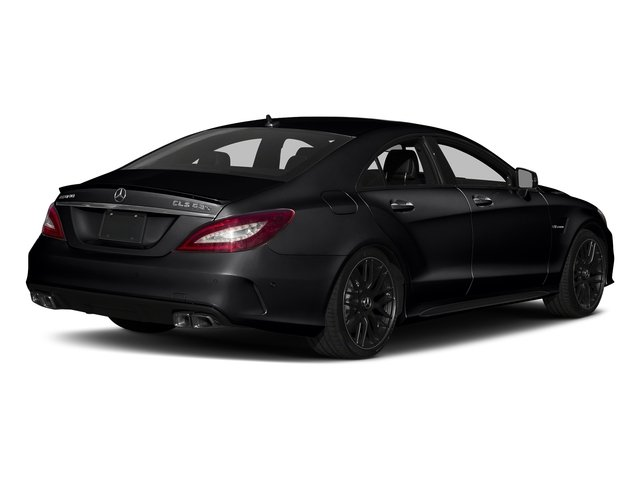 Black 2018 Mercedes-Benz CLS Pictures CLS AMG CLS 63 S 4MATIC Coupe photos rear view