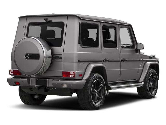 designo Platinum Magno 2018 Mercedes-Benz G-Class Pictures G-Class 4 Door Utility 4Matic photos rear view