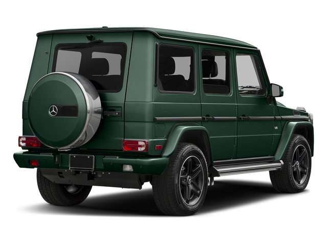 Jade Green Metallic 2018 Mercedes-Benz G-Class Pictures G-Class 4 Door Utility 4Matic photos rear view
