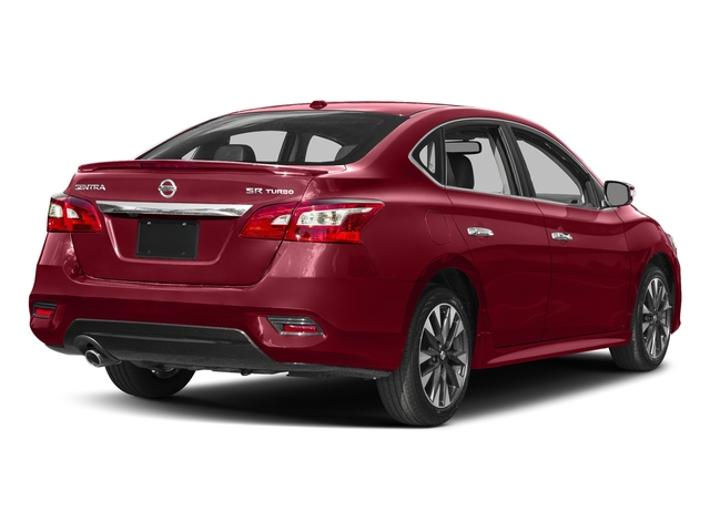 Red Alert 2018 Nissan Sentra Pictures Sentra SR Turbo Manual photos rear view