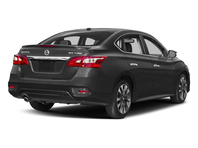 Gun Metallic 2018 Nissan Sentra Pictures Sentra SR Turbo Manual photos rear view