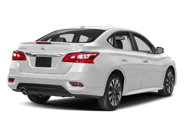 Aspen White 2018 Nissan Sentra Pictures Sentra SR Turbo Manual photos rear view
