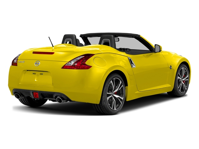 Chicane Yellow 2018 Nissan 370Z Roadster Pictures 370Z Roadster Touring Auto photos rear view
