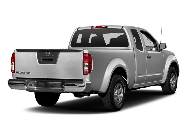 Brilliant Silver 2018 Nissan Frontier Pictures Frontier King Cab 4x2 S Auto photos rear view