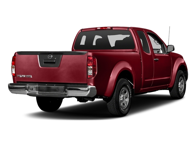 Cayenne Red 2018 Nissan Frontier Pictures Frontier King Cab 4x2 S Auto photos rear view
