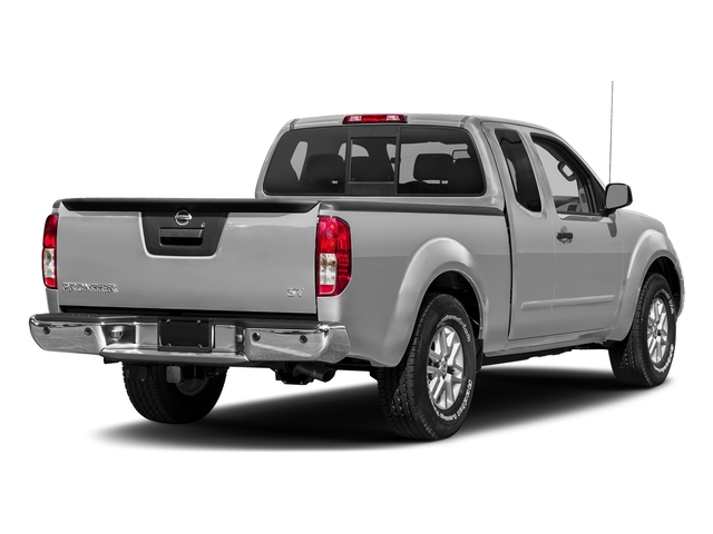 Brilliant Silver 2018 Nissan Frontier Pictures Frontier King Cab 4x2 SV V6 Auto photos rear view
