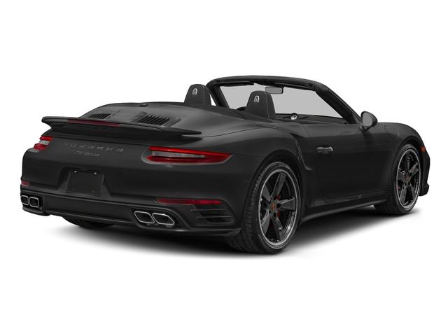 Custom Color 2018 Porsche 911 Pictures 911 Turbo Cabriolet photos rear view