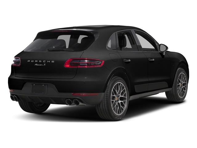 Custom Color 2018 Porsche Macan Pictures Macan Turbo AWD w/Performance Pkg photos rear view