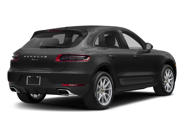 Custom Color 2018 Porsche Macan Pictures Macan AWD photos rear view