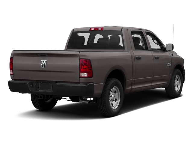 Granite Crystal Metallic Clearcoat 2018 Ram Truck 1500 Pictures 1500 Tradesman 4x4 Crew Cab 5'7 Box photos rear view