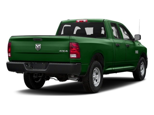 Tree Green 2018 Ram Truck 1500 Pictures 1500 Express 4x4 Quad Cab 6'4 Box photos rear view