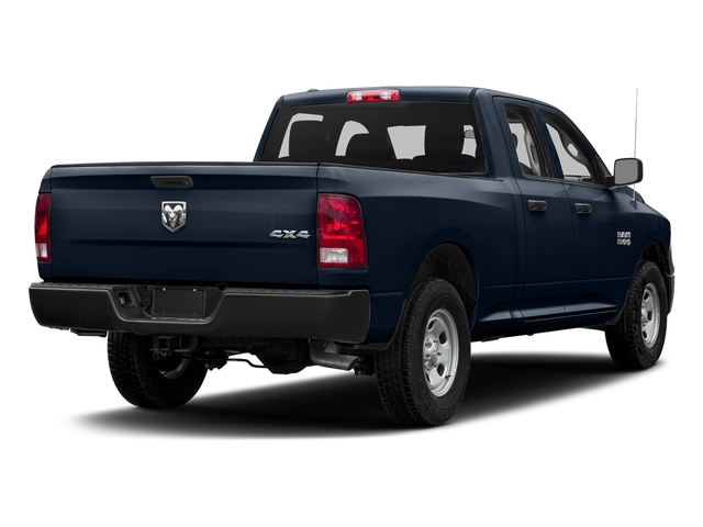 True Blue Pearlcoat 2018 Ram Truck 1500 Pictures 1500 Express 4x4 Quad Cab 6'4 Box photos rear view