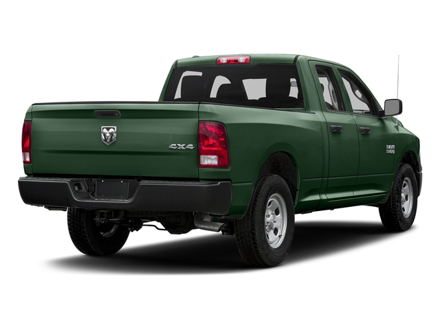 Timberline Green Pearlcoat 2018 Ram Truck 1500 Pictures 1500 Express 4x4 Quad Cab 6'4 Box photos rear view