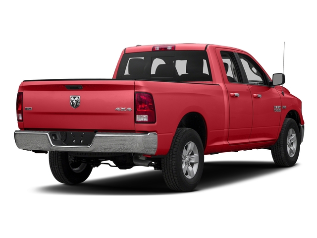Bright Red 2018 Ram Truck 1500 Pictures 1500 Harvest 4x2 Quad Cab 6'4 Box *Ltd Avail* photos rear view