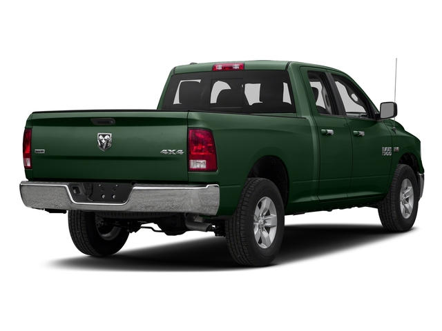 Timberline Green Pearlcoat 2018 Ram Truck 1500 Pictures 1500 Harvest 4x2 Quad Cab 6'4 Box *Ltd Avail* photos rear view