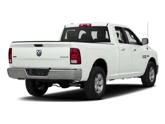 Bright White Clearcoat 2018 Ram Truck 1500 Pictures 1500 Harvest 4x2 Quad Cab 6'4 Box *Ltd Avail* photos rear view
