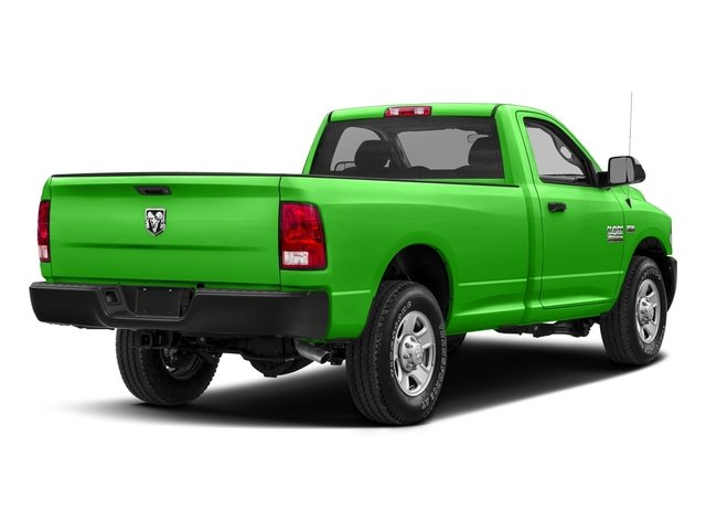 Hills Green 2018 Ram Truck 2500 Pictures 2500 SLT 4x4 Reg Cab 8' Box photos rear view