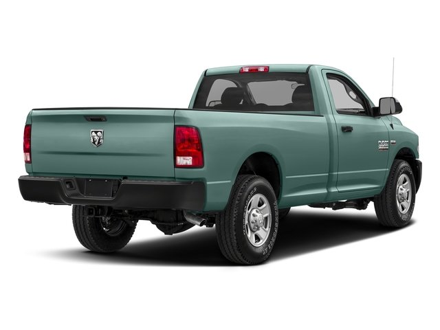 Light Green 2018 Ram Truck 2500 Pictures 2500 SLT 4x4 Reg Cab 8' Box photos rear view