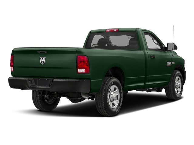 Timberline Green Pearlcoat 2018 Ram Truck 2500 Pictures 2500 SLT 4x4 Reg Cab 8' Box photos rear view