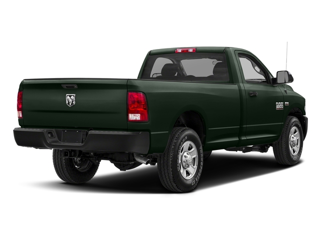 Black Forest Green Pearlcoat 2018 Ram Truck 2500 Pictures 2500 SLT 4x4 Reg Cab 8' Box photos rear view